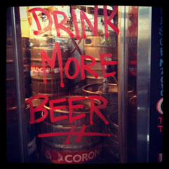 Drink More Beer