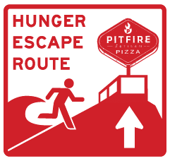 Hunger Escape Route
