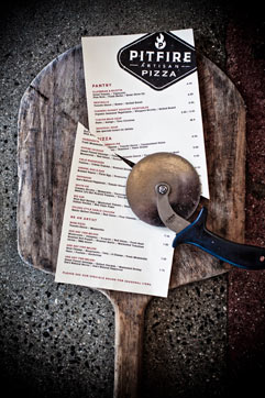 Sliced Menu