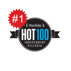 No 1 Hot 100 Independent Pizzerias