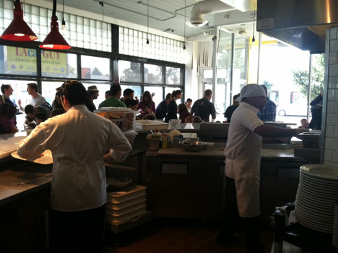 Westwood Kitchen Crowd