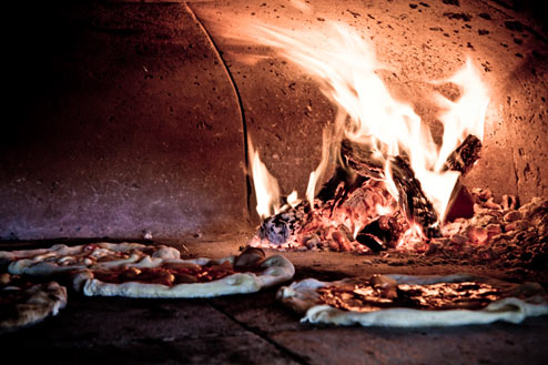 Woodfire Pizzas