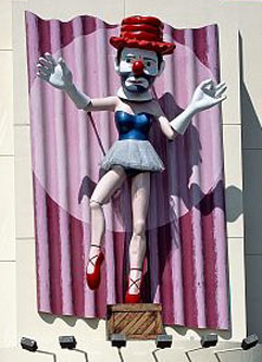 Ballerina Clown